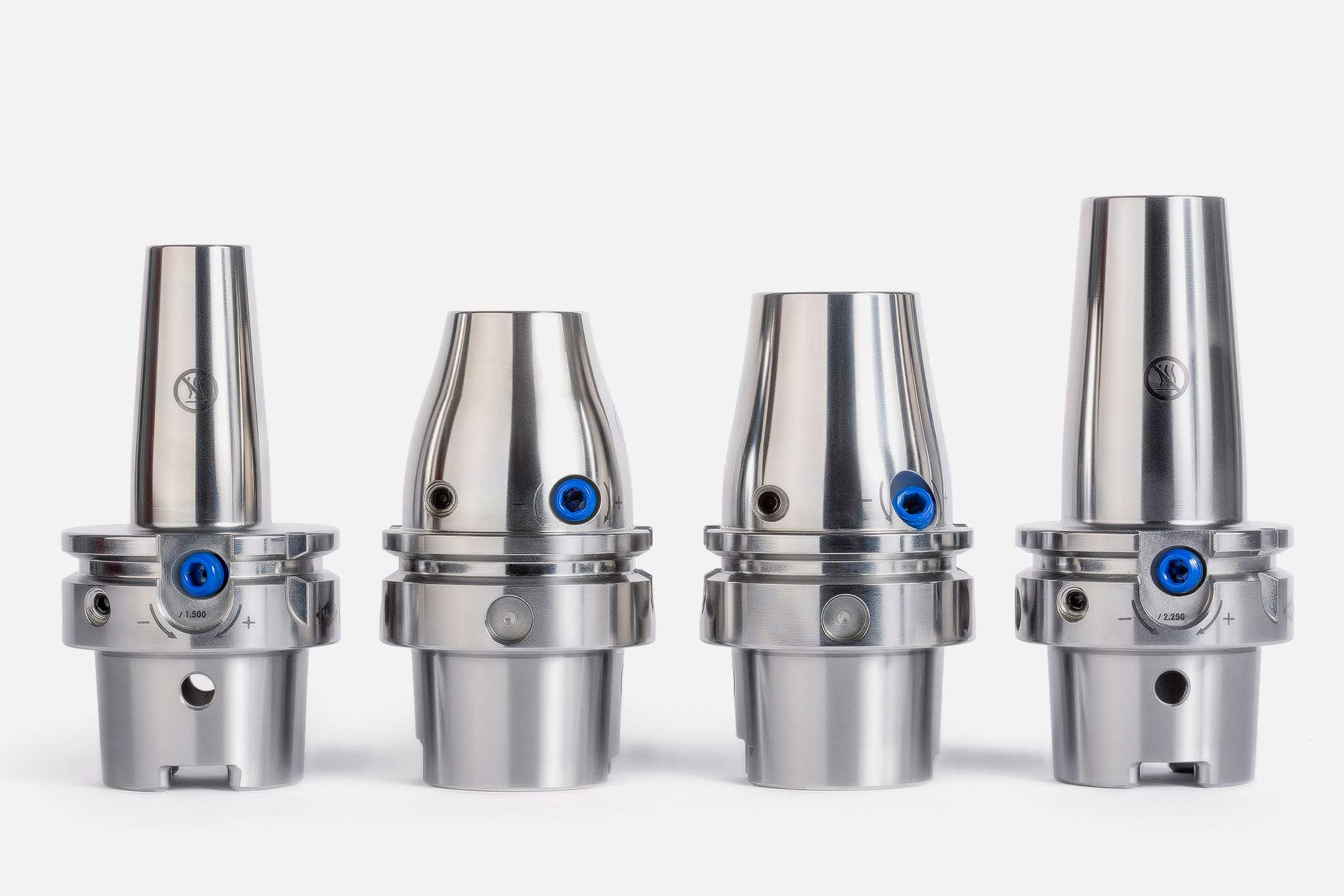 New hydraulic expansion clamping devices from MAPAL in an awarded design.