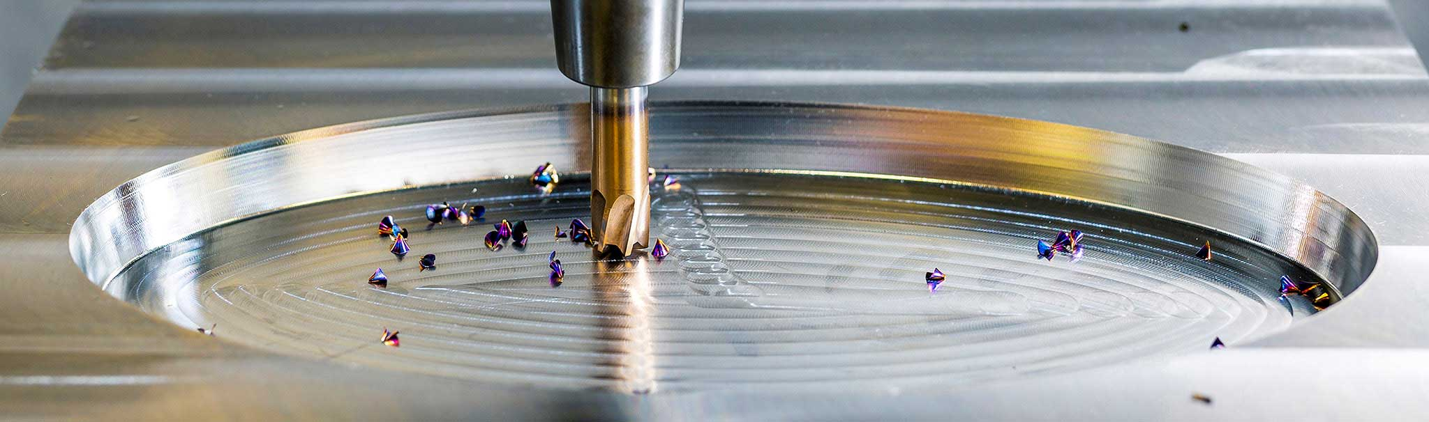 MAPAL offers complete machining solutions for the die and mould industry.
